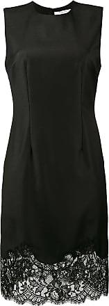 Givenchy Vestido com renda - Preto
