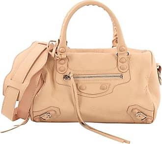 65a5deb25b90 Balenciaga Twiggy Covered Giant Studs Handbag Leather Mini
