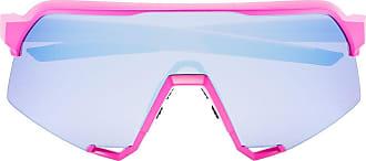 100% Eyewear Óculos de sol com lentes intercambiáveis - Rosa