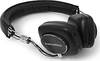 Bowers & Wilkins P5w Leather-covered Wireless Headphones - Black