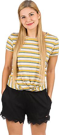 O'Neill Leona Stripe T-Shirt brown