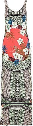 Etro Etro Woman Printed Jersey Maxi Dress Multicolor Size 46
