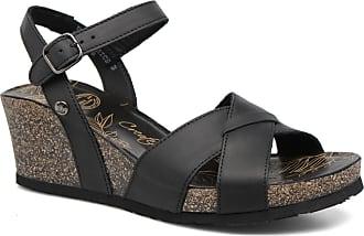 ea624edf46ad3d Panama Jack Vika - Sandalen für Damen   schwarz