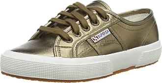 Superga Mens 2750 Cotmetu Low Top Sneakers, Brown (160), 6 UK (39.5 EU)