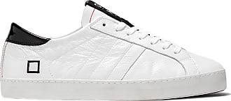 D.A.T.E. hill low pop spot white