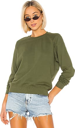 Hanes x Karla The Crew Sweatshirt in Green