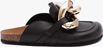 J.W.Anderson Womens Chain Loafer