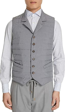 Eleventy Quilted Down Vest