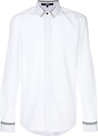 Karl Lagerfeld Camisa mangas longas - Branco