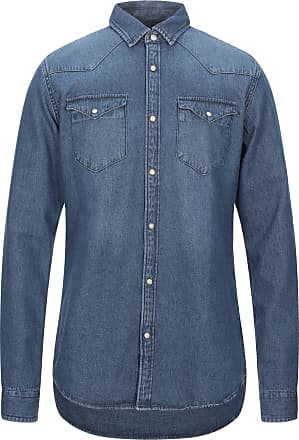Selected JEANS - Camicie jeans su YOOX.COM