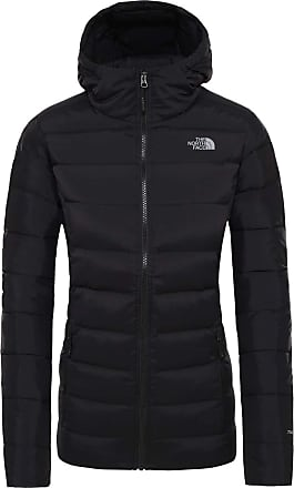 The North Face Stretch Down Hooded Jacket Women tnf black Size L 2019 winter jacket