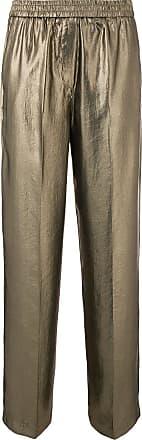 8pm Kapoor loose trousers - Metallic