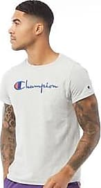 Champion classic logo tee. With its reverse weave technology you can be assured this tee will stand the test of time whilst it timeless silhouette means this w