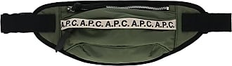 A.P.C. A.p.c. Repeat bum bag KAKI U