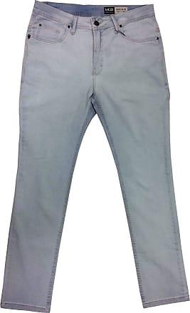MCD Calça Mcd Slim Sky Core 12023907 Jeans Claro Masculina