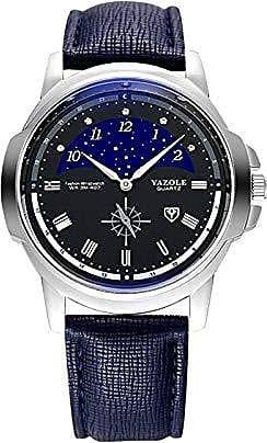 Yazole Relógios de Pulso Masculino YAZOLE Z 407 à Prova d Água (4)