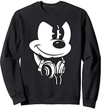 Disney Mickey Mouse Headphones Sweatshirt