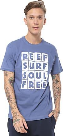 Reef Camiseta Reef Soul Free Azul