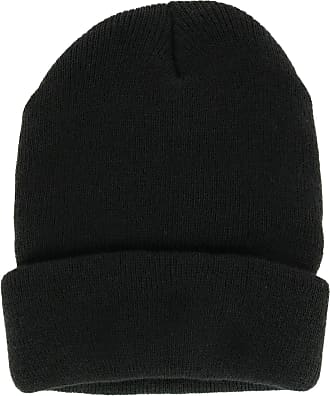 Pack of 2 CTM 8 Inch Knit Beanie Cap