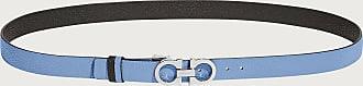 Salvatore Ferragamo Donna Cintura reversibile e regolabile Gancini Multicolore