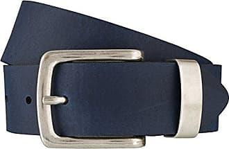 89e78e3c481b7f Bernd Götz Leder Gürtel 40 mm dunkelblau Rindleder kürzbar Herrengürtel  (100 cm)