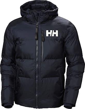 Helly Hansen Mens Active Winter Parka Track Jacket, Blue (Azul Navy 597), Small