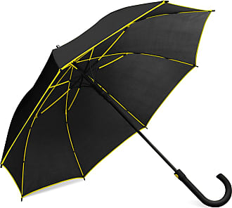 Weatherproof Auto Open Fashion Stick Umbrella