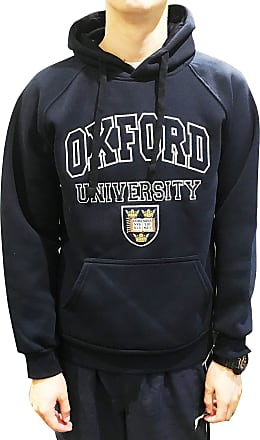 Oxford University University of Oxford Hoody - Official Licenced Apparel Navy