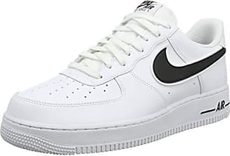 Nike Herren Air Force 1 07 3 Basketballschuhe, Weiß (White/Black 101), 47.5 EU