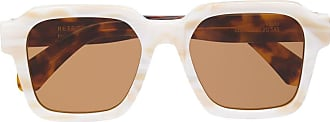 Retro Superfuture Occhiali da sole Vasto - Di colore bianco