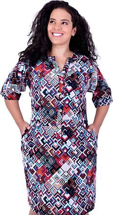 Vickttoria Vick Vestido Polo Rizon Plus Size (44)