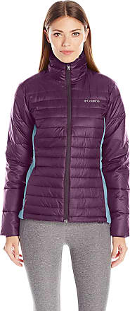 Columbia Womens Powder Pillow Hybrid Jacket