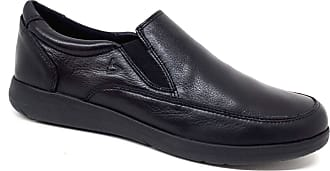 Valleverde Loafers Man Leather V66841 Black A Comfortable Footwear Suitable for All Occasions. Spring Summer 2020 Black Size: 8.5 UK