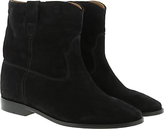 Isabel Marant Boots & Booties - Crisi 40 Hill Boots Suede Black - black - Boots & Booties for ladies
