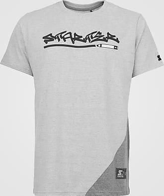 Starter Camiseta Starter Highlighted Cinza