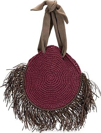 0711 Tulum tote bag - PURPLE