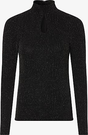 Y.A.S Damen Langarmshirt - Yasloretta schwarz