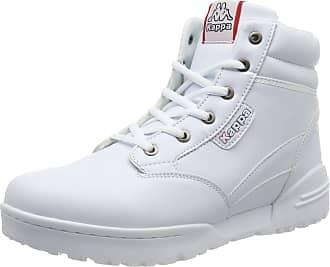 Kappa Unisex Adults Bonfire Lf Classic Boots, (White 1010), 10.5 UK