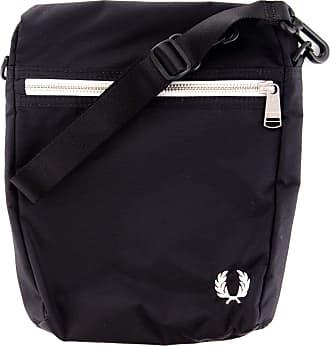Fred Perry L6222 Shoulder bag Men BLACK GENERICA