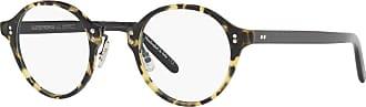 Oliver Peoples OP-1955 OV 5185 VINTAGE DARK TORTOISE BLACK men Eyewear Frames