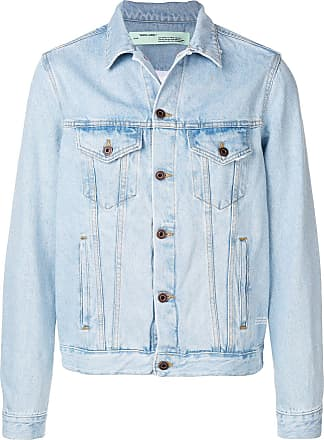 a3c80ae45216 Off-white® Denim Jackets  Must-Haves on Sale up to −50%