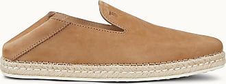 Tod's Slip-On aus Veloursleder, BEIGE, 6 - Shoes