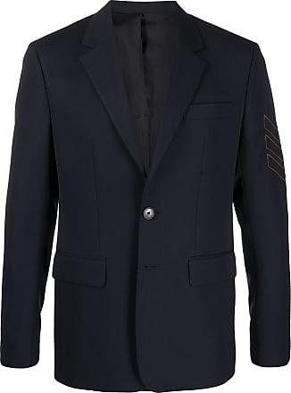 Zadig & Voltaire arrow pattern blazer - Blue