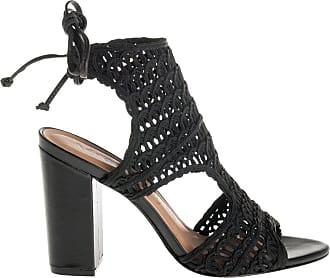 Vicenza sandalo tacco alto, 36 / nero