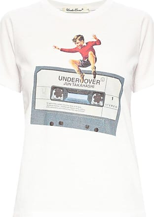 Undercover T-shirt With Logo Womens White