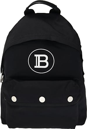 Balmain B-Back Backpack Mens Black