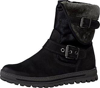 16c8fc335bdd Marco Tozzi Marco Tozzi Da.-Stiefel Größe 38 Schwarz (BLACK ANT.COMB