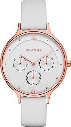 Skagen Relógio Skagen Feminino Slim Multifunção Analógico SKW2311/Z