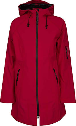 Ilse Jacobsen Raincoat Rhubarb Red