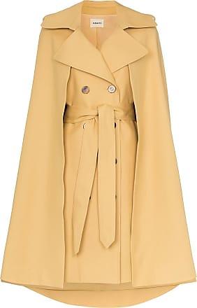 Khaite Trench coat Donna - Amarelo
